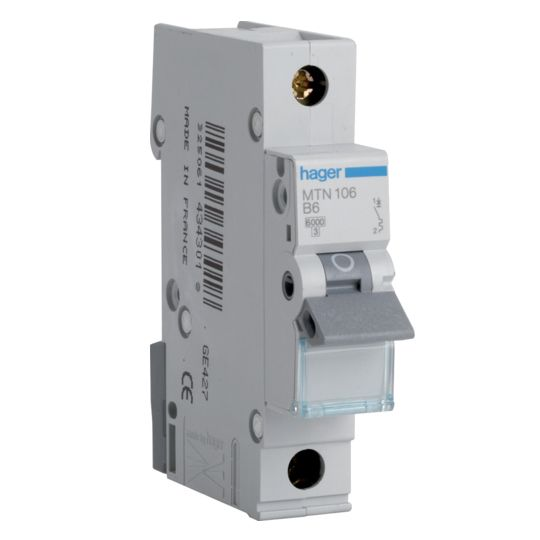 Hager MCB Mini Circuit Breaker