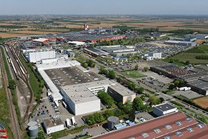 Hager production facility Obernai