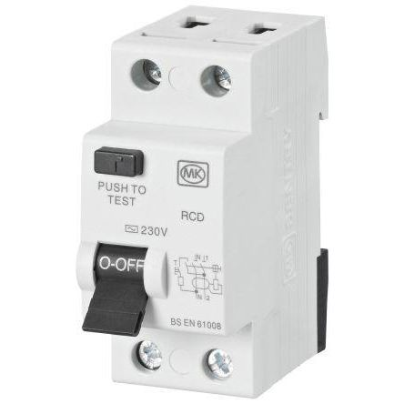 What Is An Rcd The Residual Current Device Explained Amps Ma Tripping Time